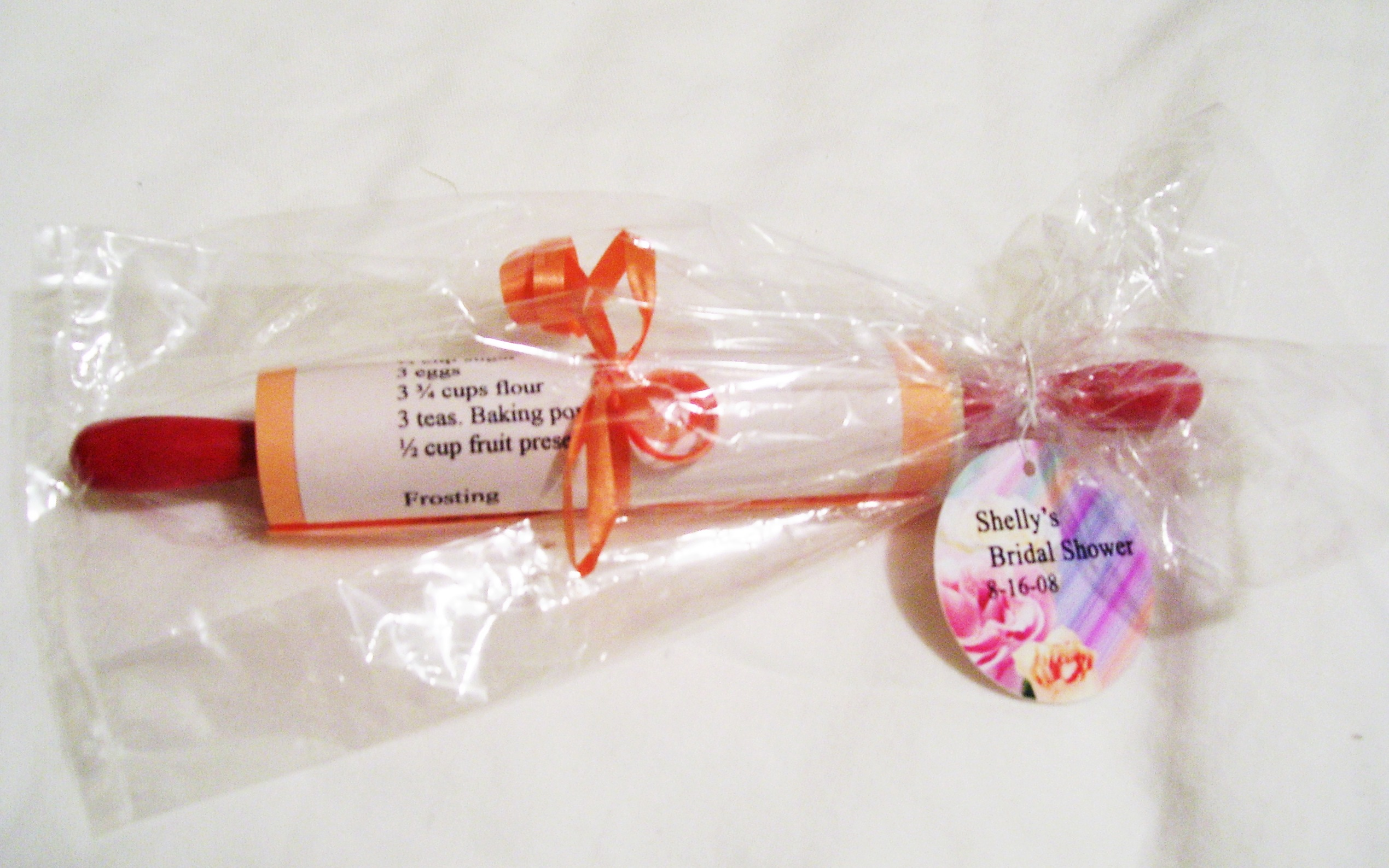 Wedding world wedding favor gift ideas for Shower favors wedding