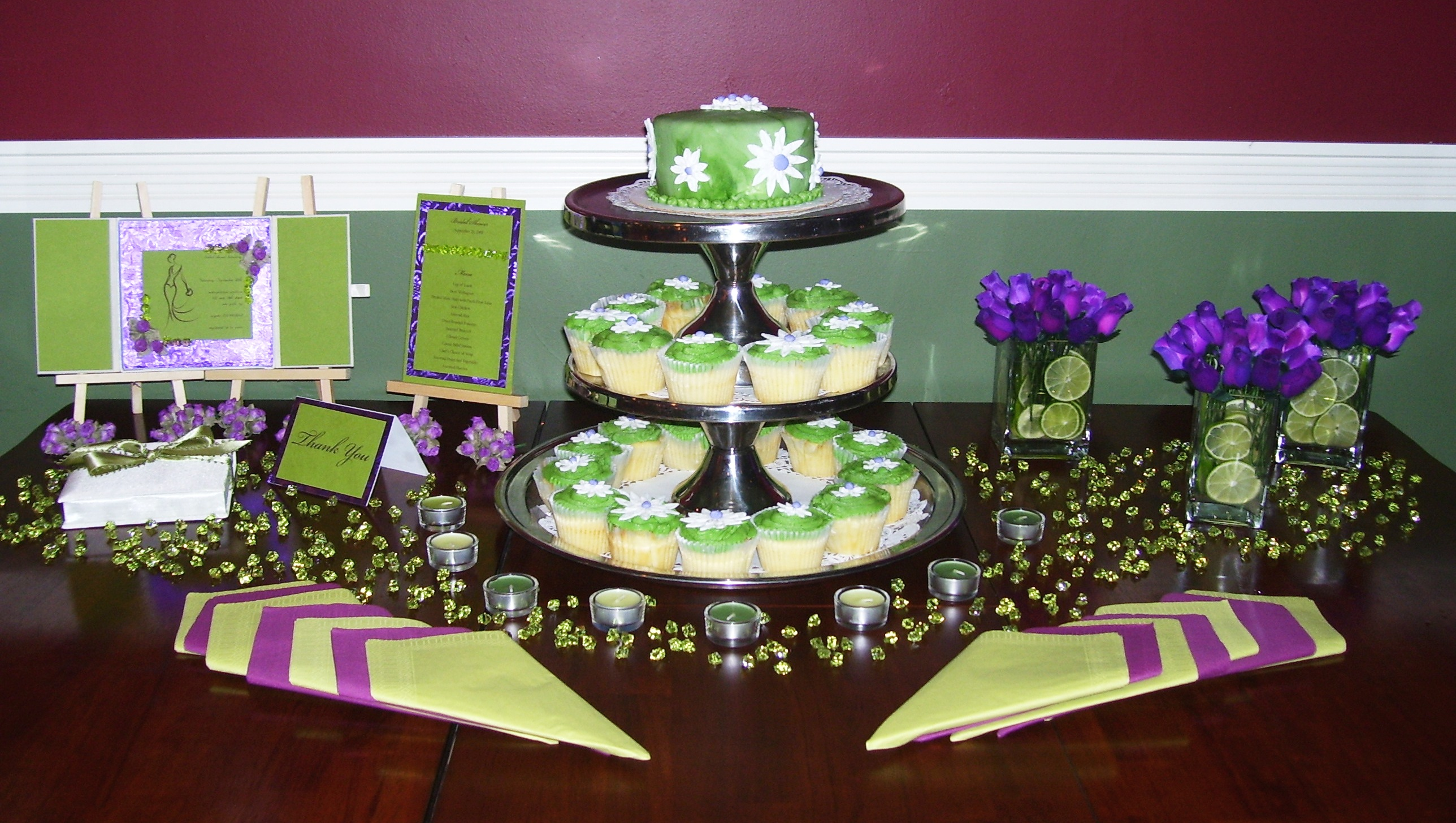 Bridal Shower Decor - Decorating and Remodeling Ideas