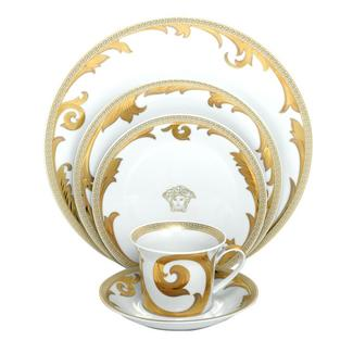 Arabesque Gold Versace Tableware