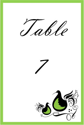table-card